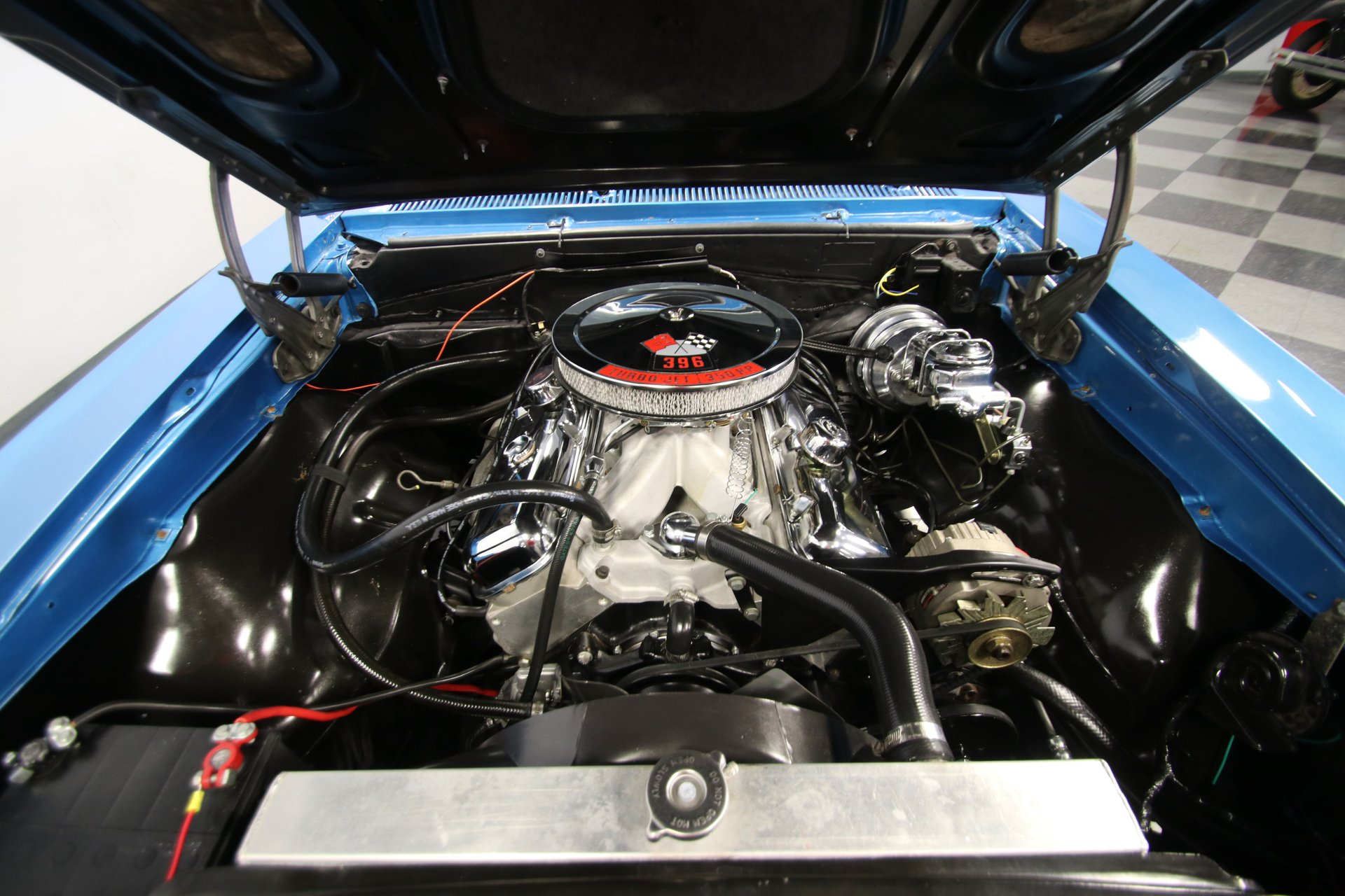 1967 chevrolet chevelle ss 496 tribute