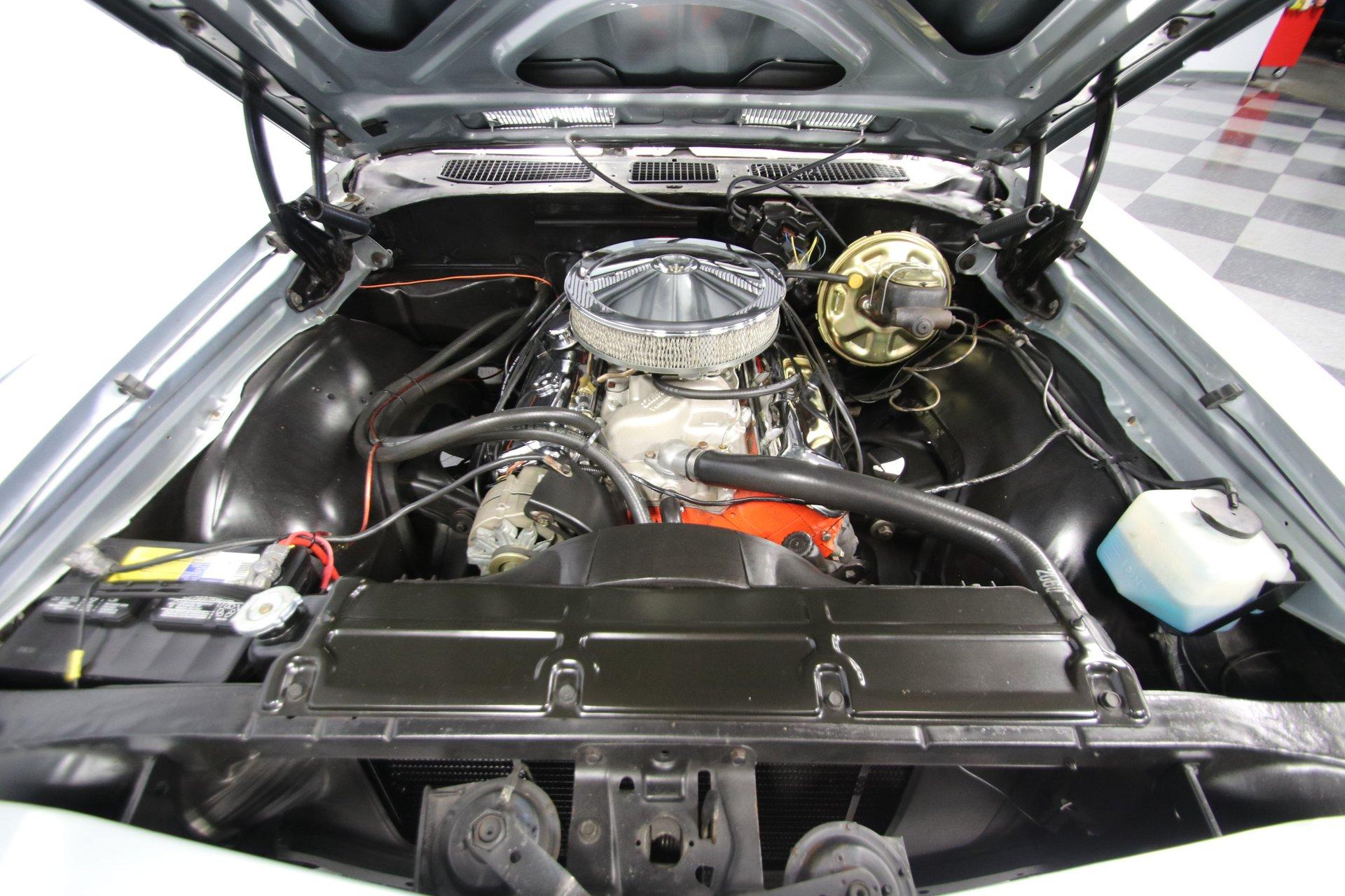 1968 chevrolet chevelle ss tribute convertible