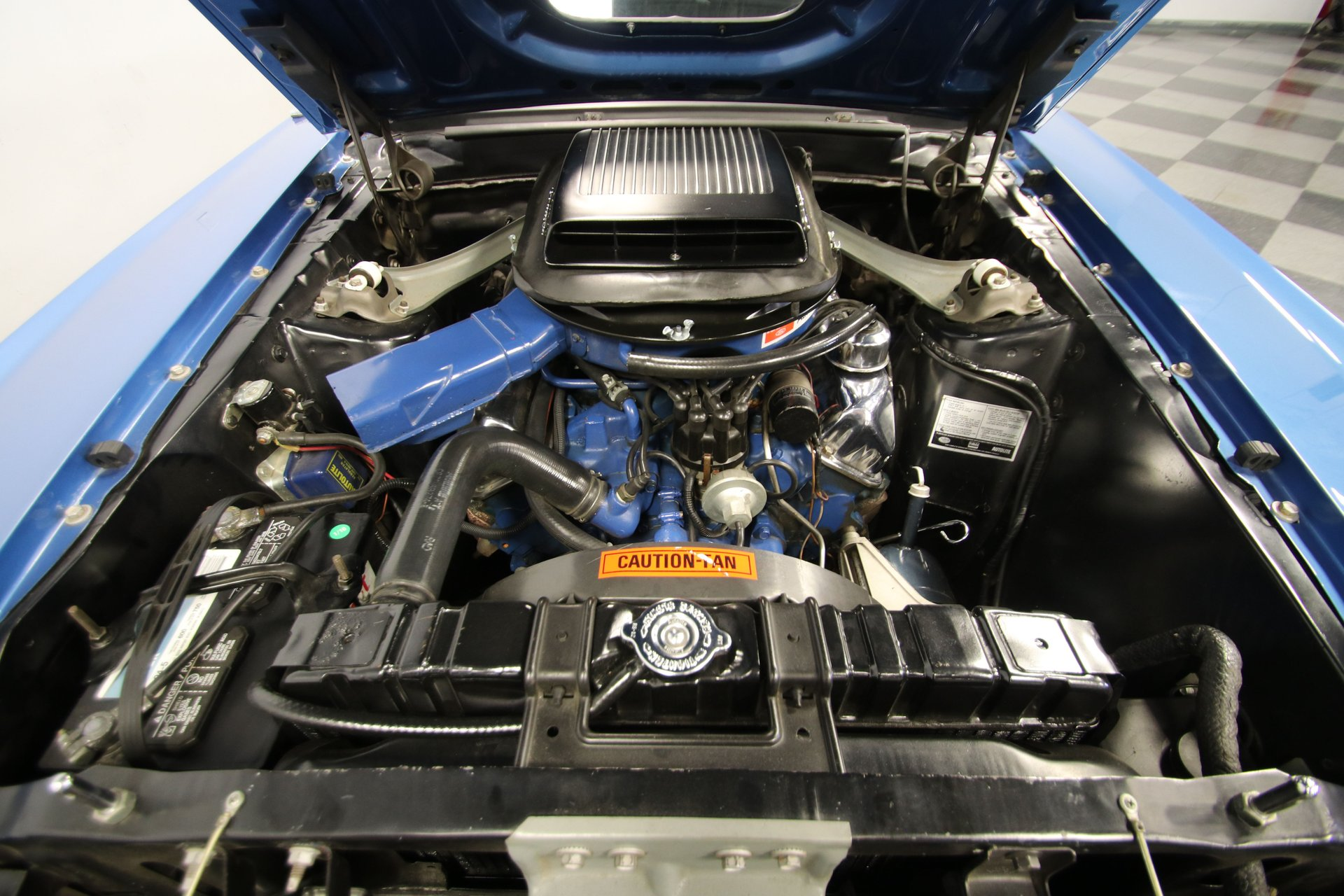 1969 ford mustang mach 1 428 super cobra jet