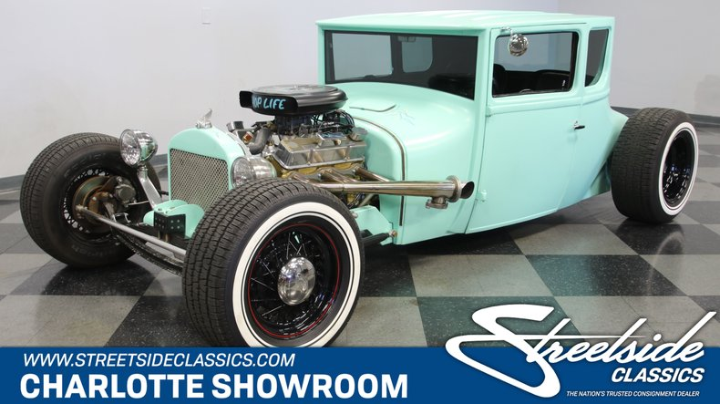 For Sale: 1927 Ford Coupe