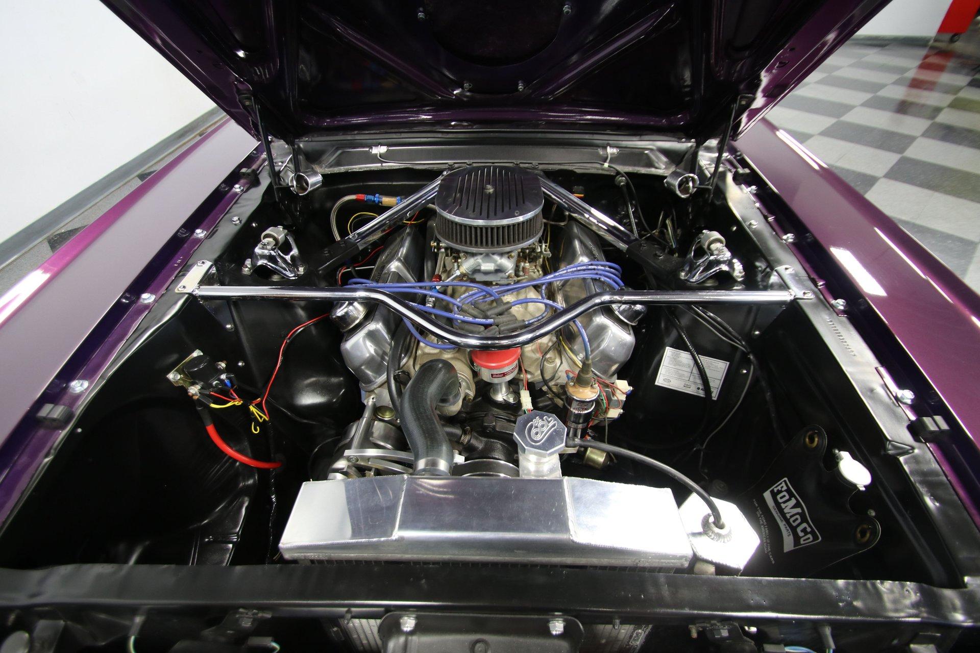 1966 ford mustang 2 2 fastback restomod