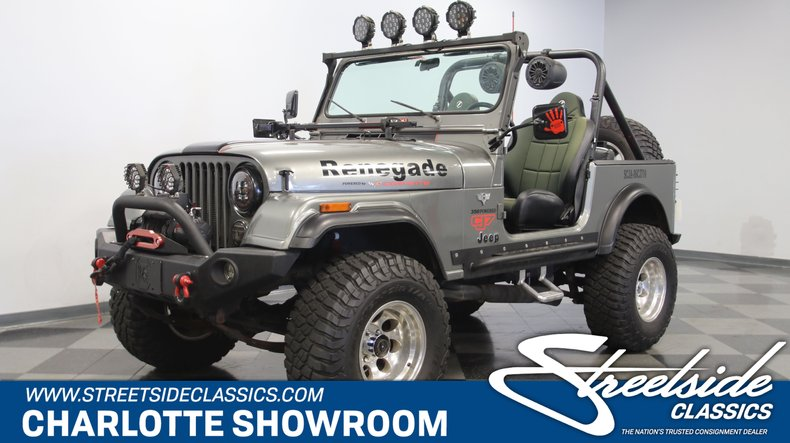 For Sale: 1986 Jeep CJ7