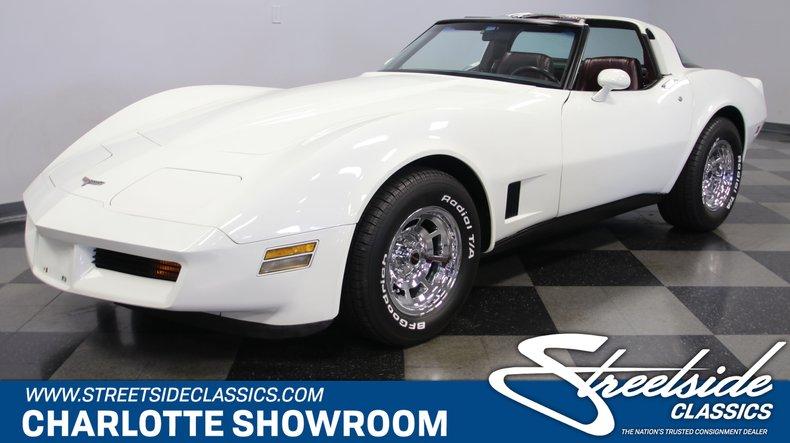 For Sale: 1980 Chevrolet Corvette
