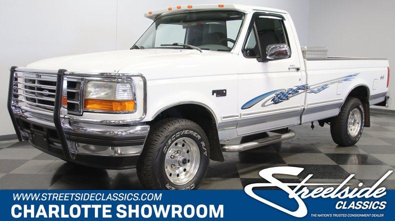 For Sale: 1996 Ford F-150