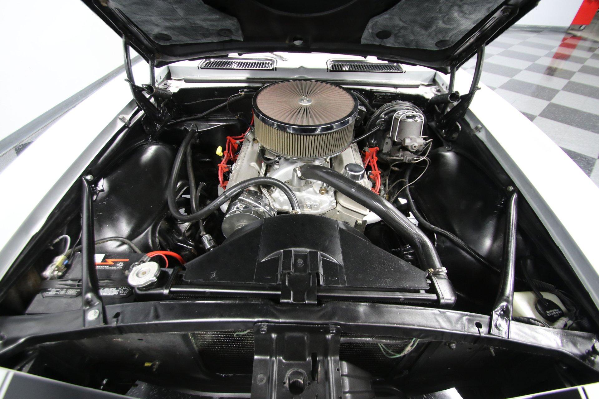 1968 chevrolet camaro z 28 rs