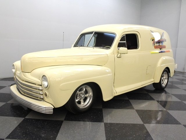 For Sale: 1948 Ford Panel Delivery