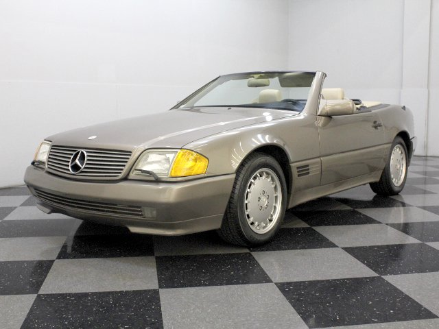 For Sale: 1992 Mercedes-Benz 500SL