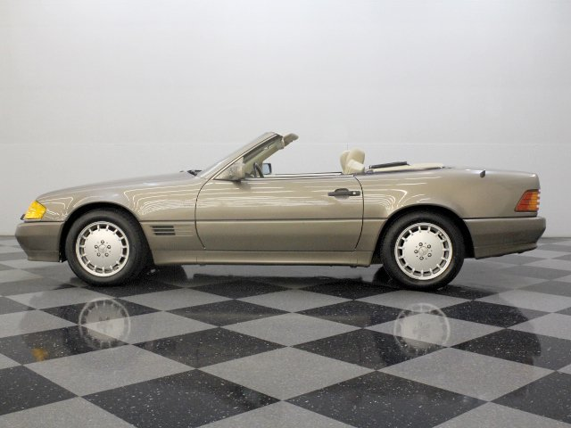 1992 mercedes benz 500sl