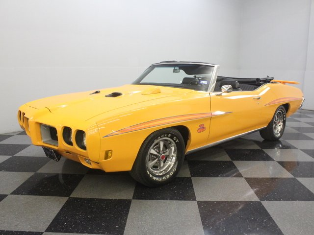 For Sale: 1970 Pontiac GTO