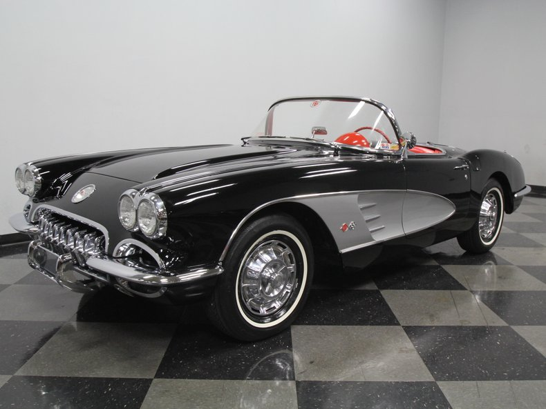 1959 Chevrolet Corvette | Streetside Classics - The Nation's