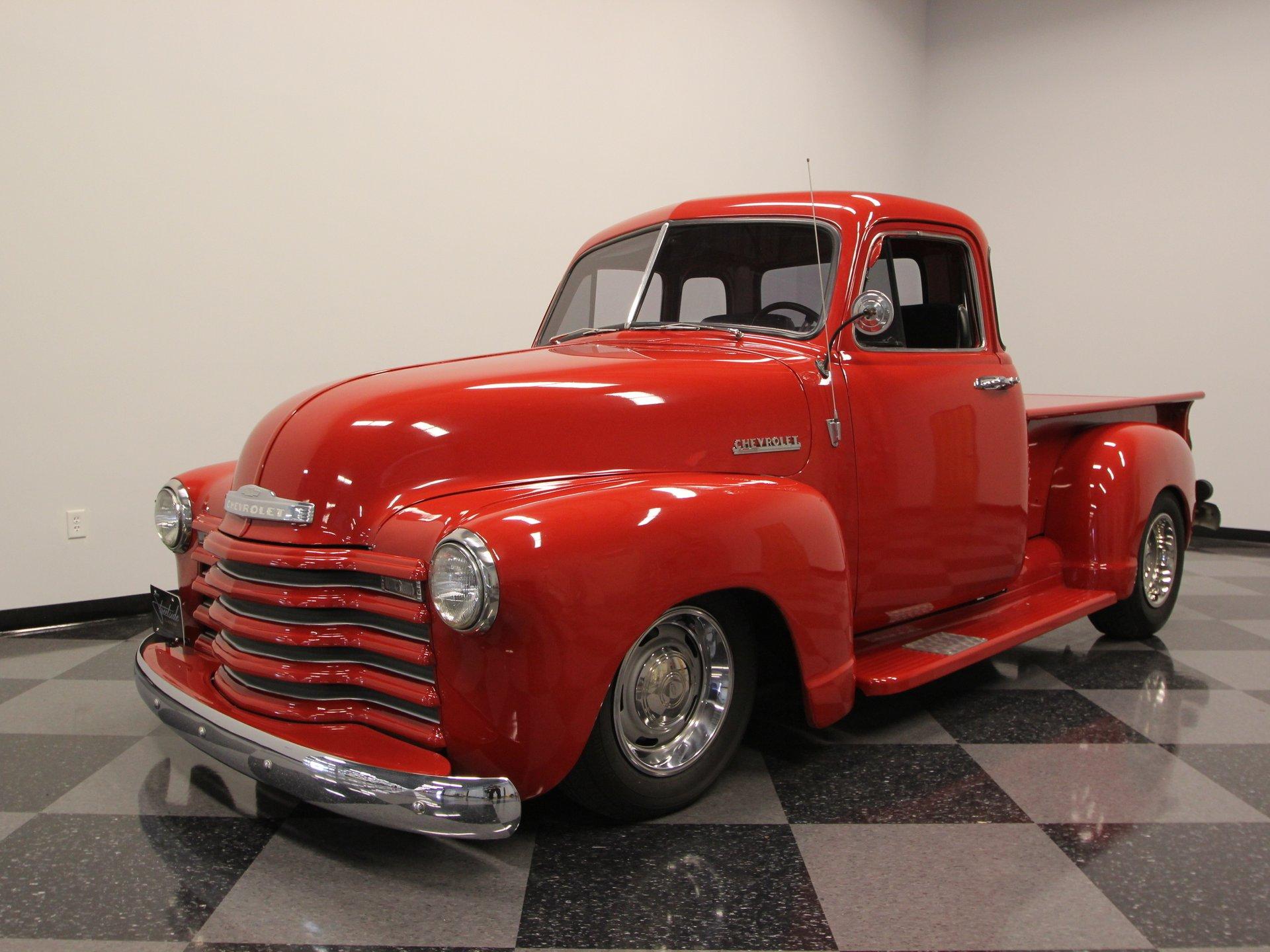 1953 chevrolet 3100 5 window