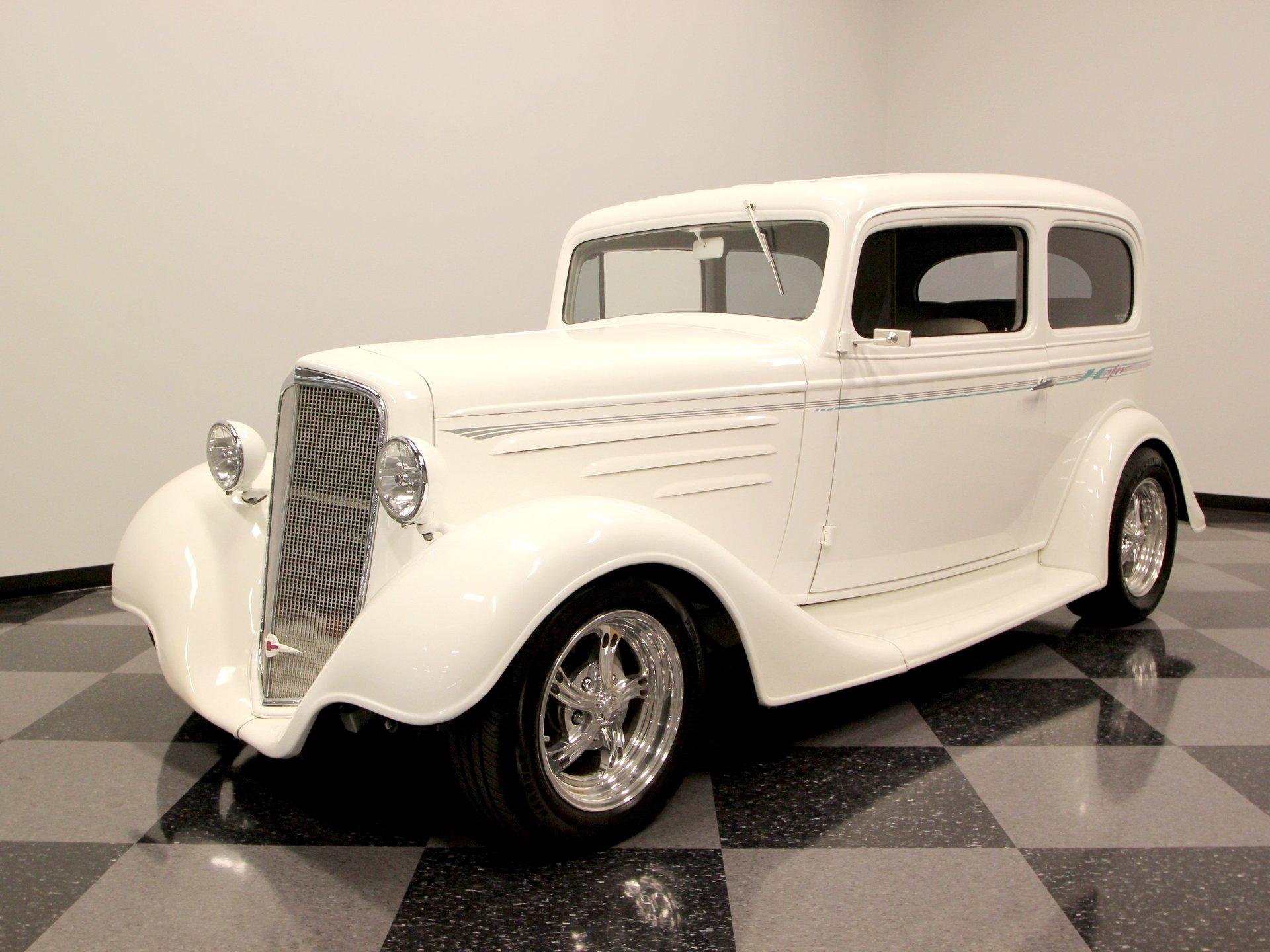1934 chevrolet deluxe sedan