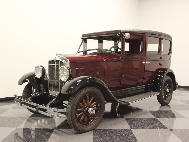 For Sale: 1928 Durant M2