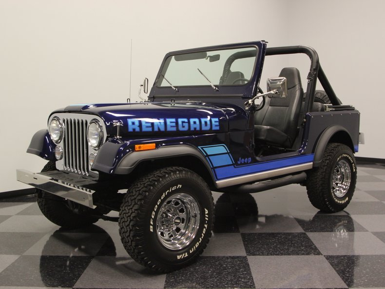 For Sale: 1983 Jeep