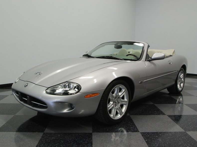 For Sale: 2000 Jaguar XK8