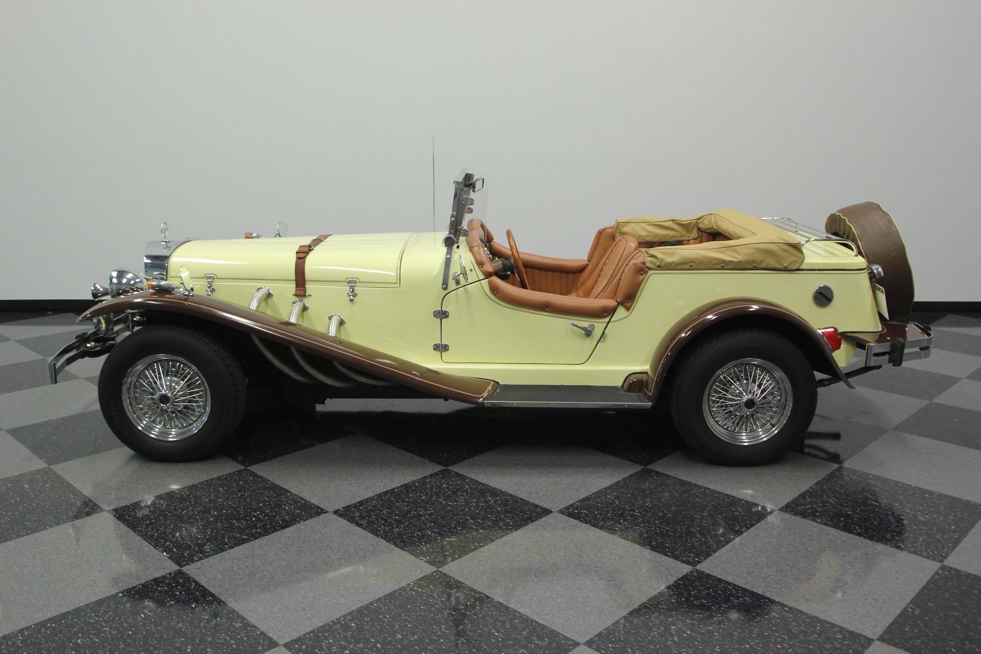 1929 mercedes benz gazelle