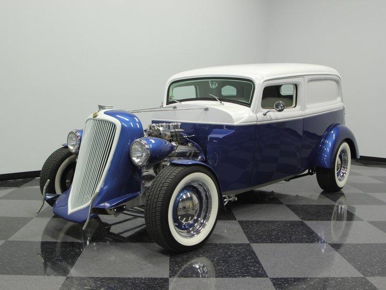For Sale: 1935 Graham Sedan Delivery