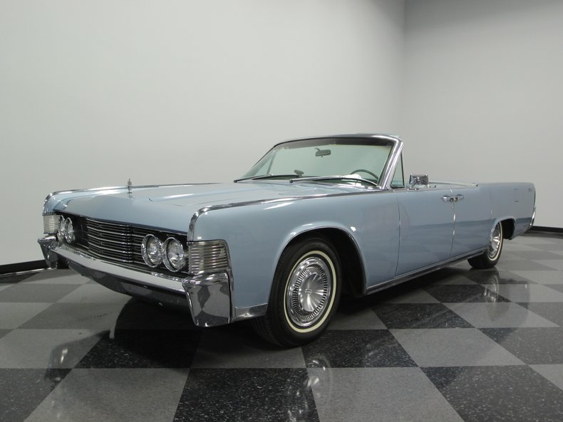 For Sale: 1965 Lincoln Continental