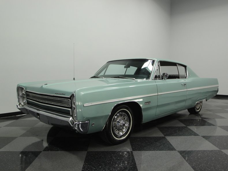 For Sale: 1968 Plymouth Fury