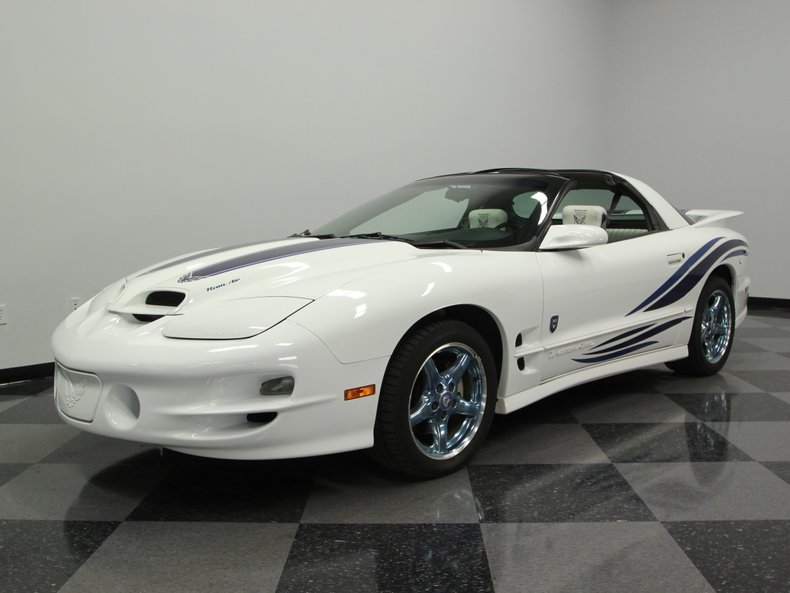 For Sale: 1999 Pontiac Firebird