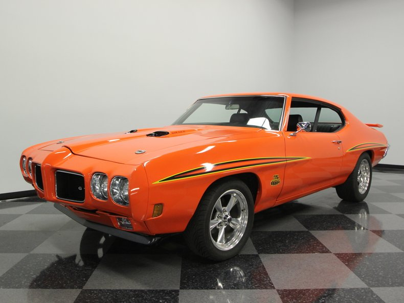 For Sale: 1970 Pontiac Le Mans