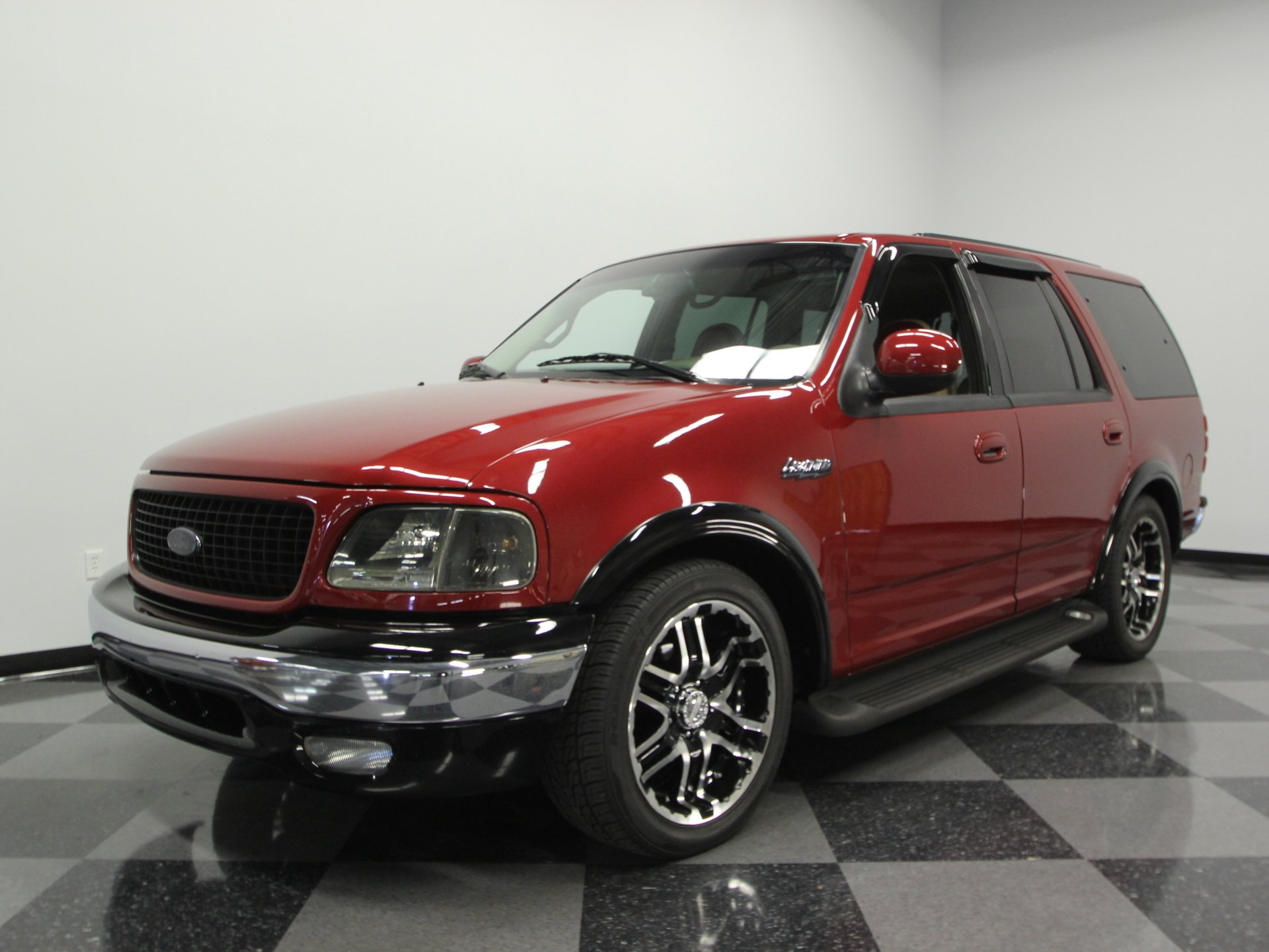 2001 ford expedition svt tribute