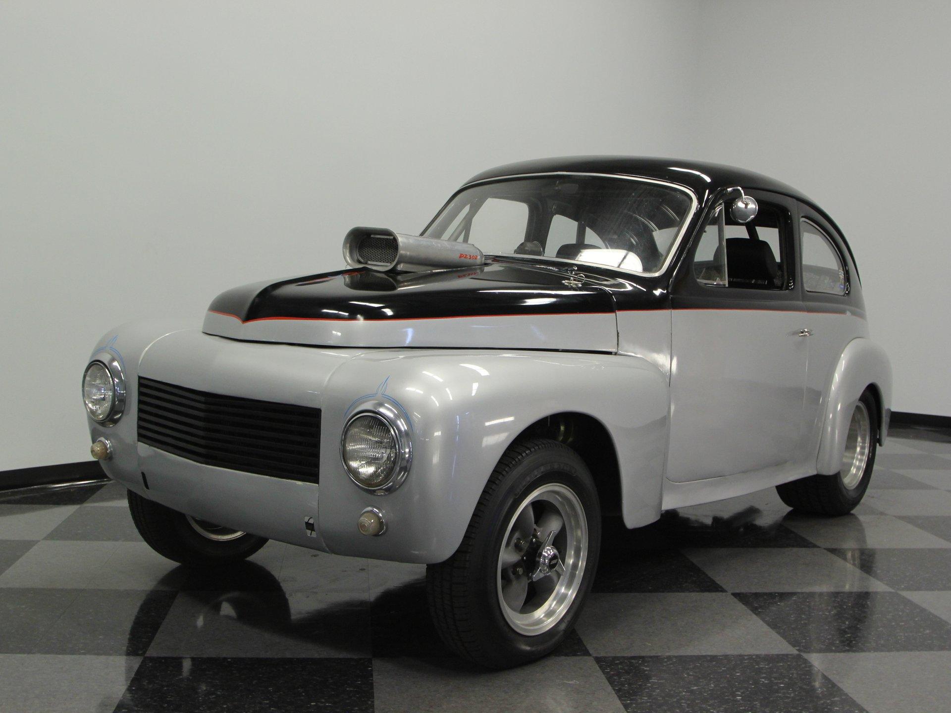 1963 volvo p544