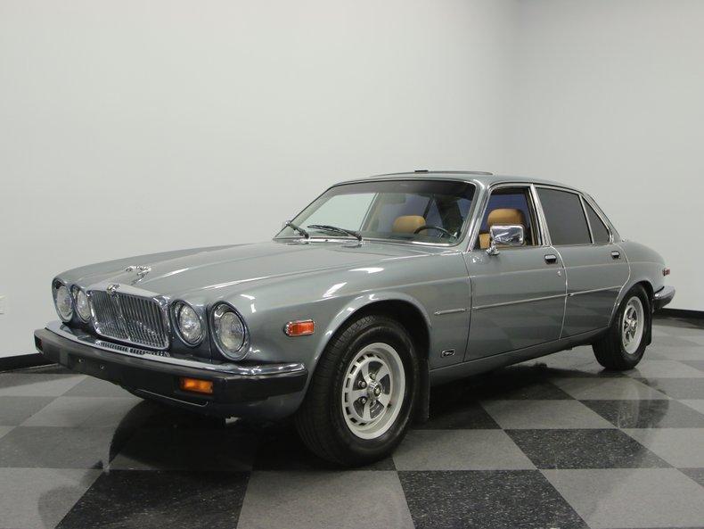 For Sale: 1987 Jaguar XJ6