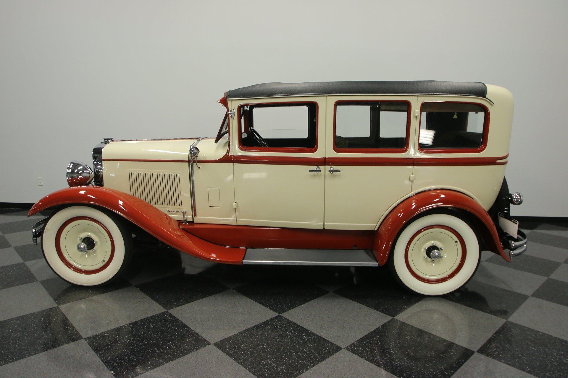 1929 peerless model six 81