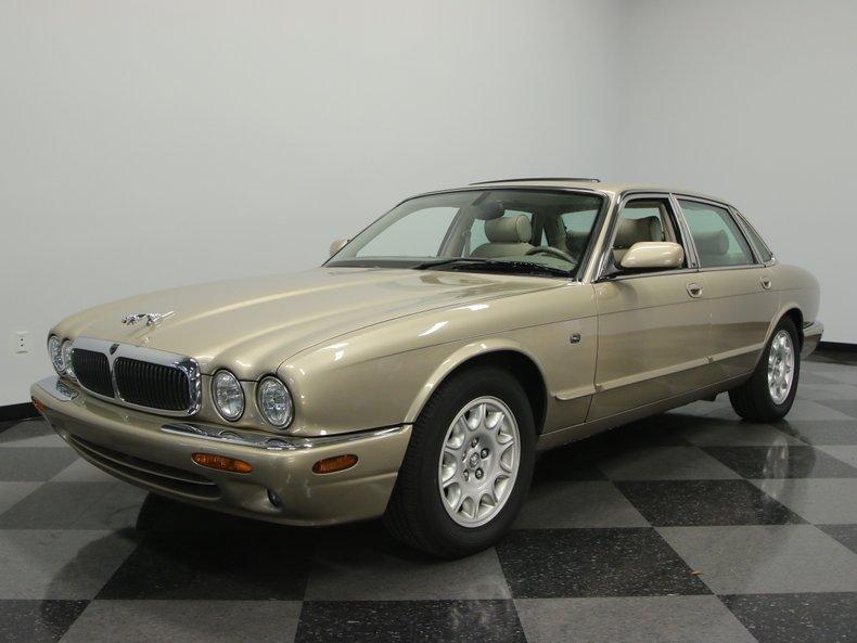 For Sale: 2001 Jaguar XJ8