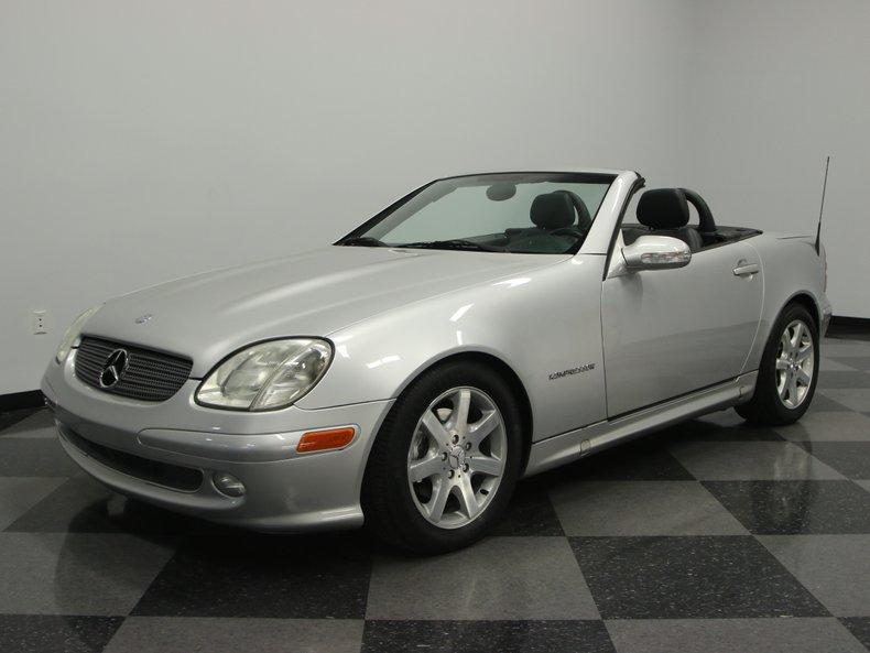 For Sale: 2002 Mercedes-Benz SLK230