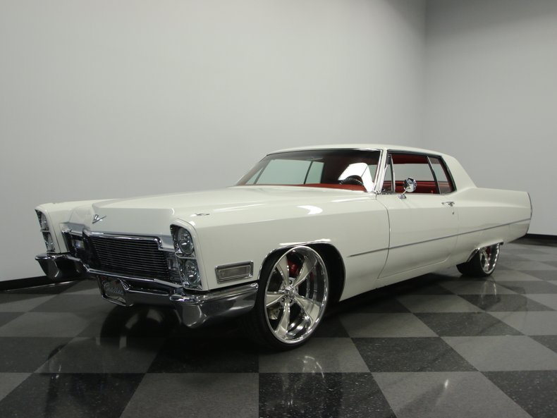 For Sale: 1968 Cadillac Coupe DeVille
