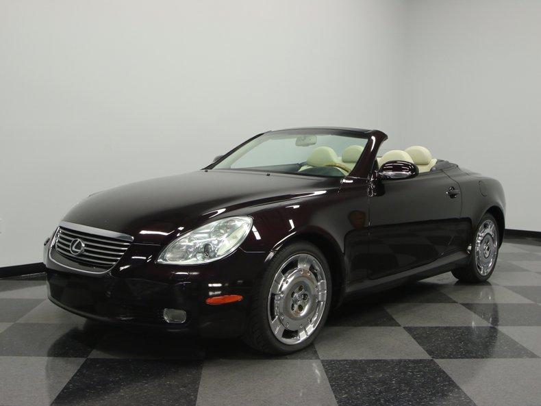 For Sale: 2002 Lexus SC430