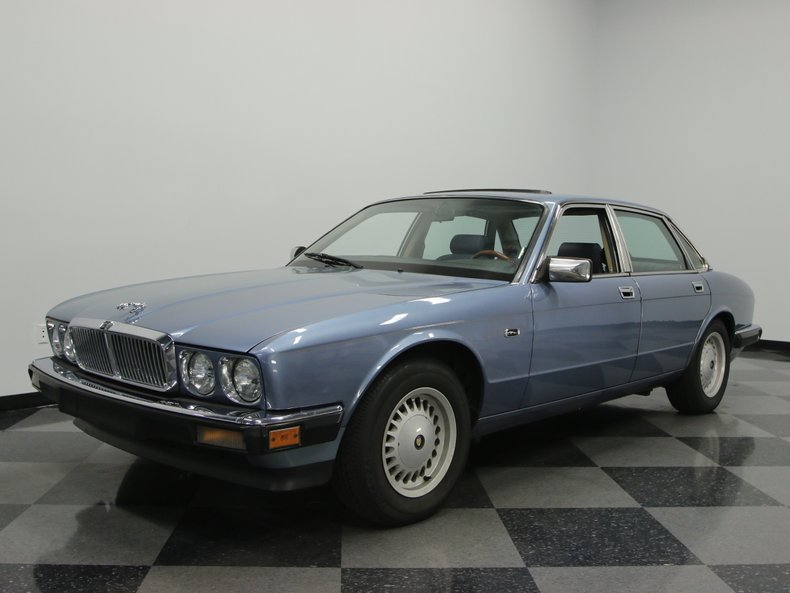 For Sale: 1988 Jaguar XJ6