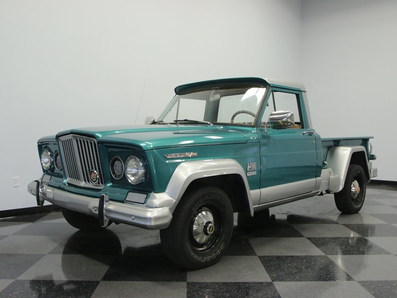 For Sale: 1967 Jeep Gladiator