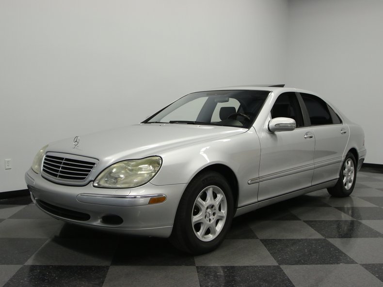 For Sale: 2002 Mercedes-Benz S500