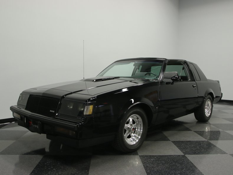 For Sale: 1987 Buick