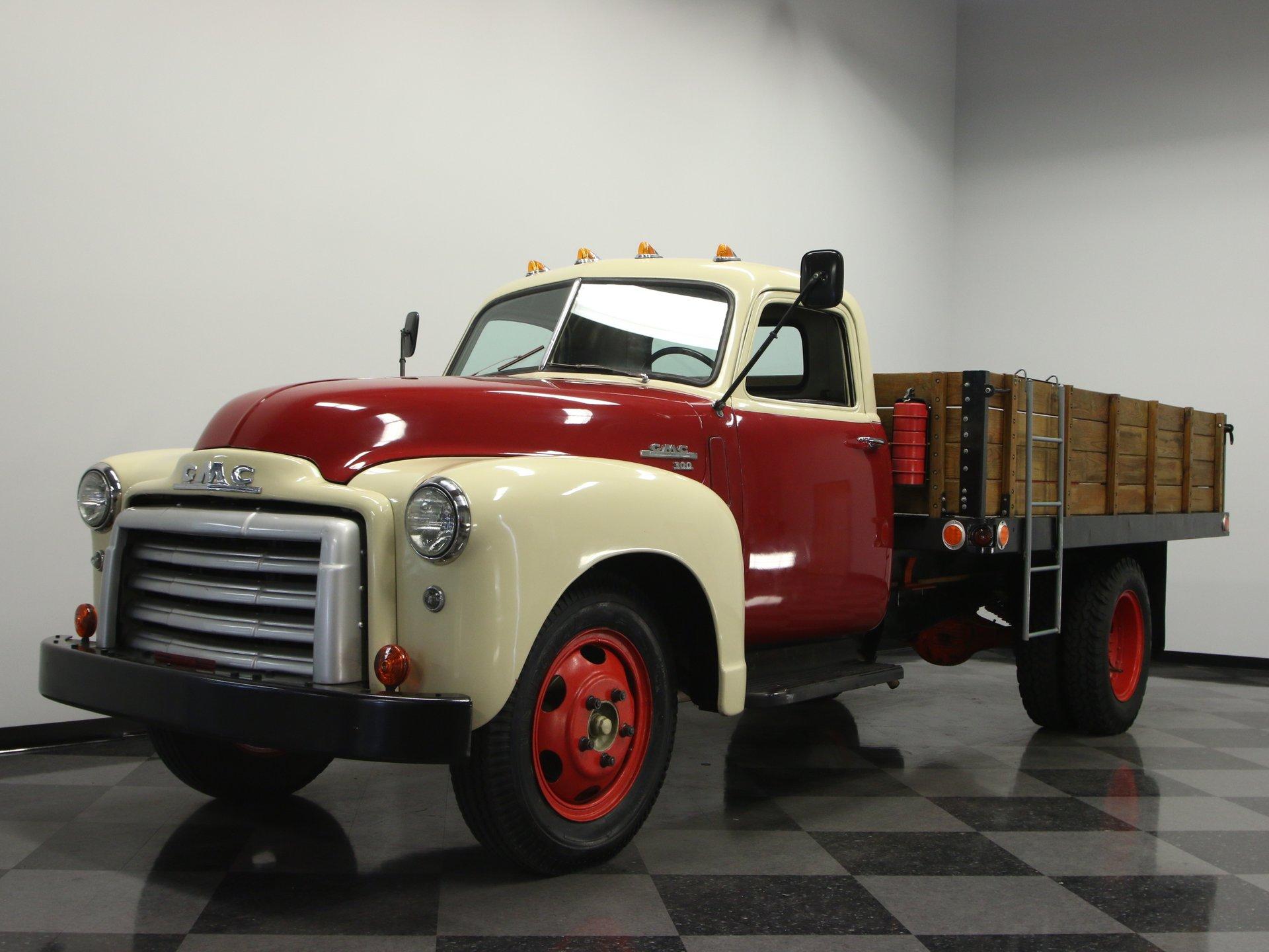 1949 gmc 300 series
