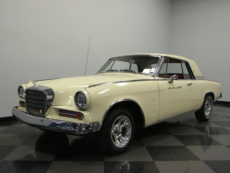 For Sale: 1963 Studebaker Hawk