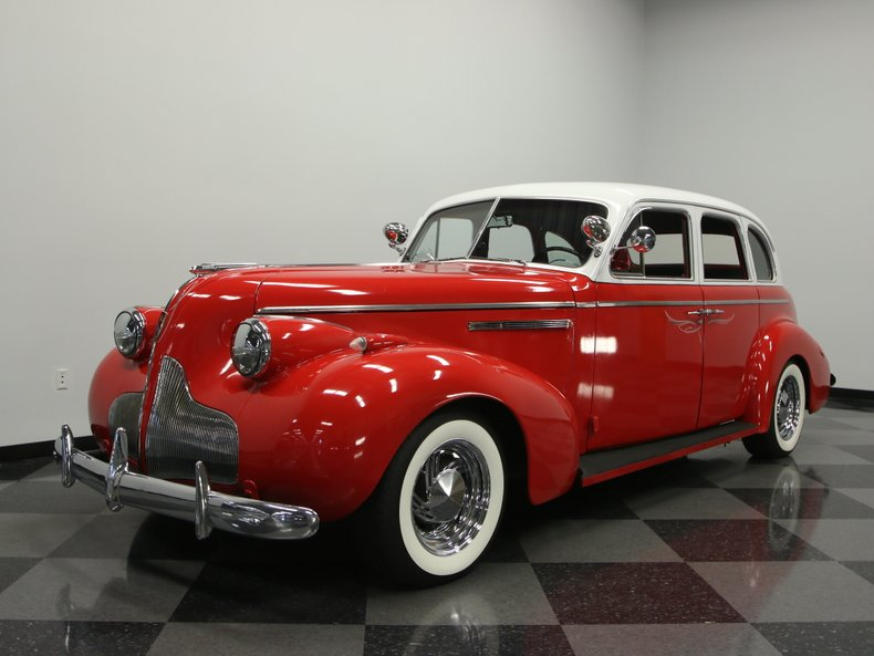 For Sale: 1939 Buick Century