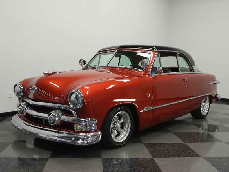 For Sale: 1951 Ford Victoria