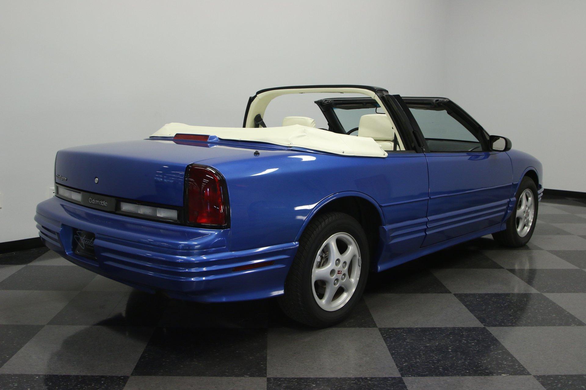 95 olds cutlass supreme convertible