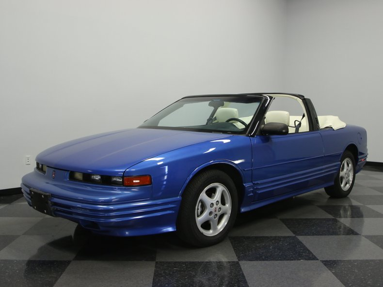 For Sale: 1995 Oldsmobile Cutlass