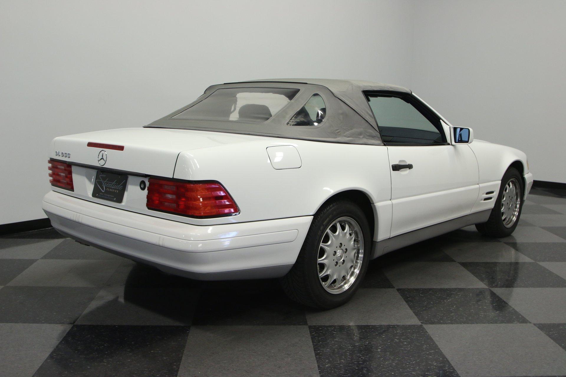 1998 Mercedes-Benz SL500 | Streetside Classics - The