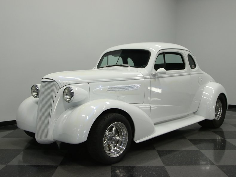 For Sale: 1937 Chevrolet