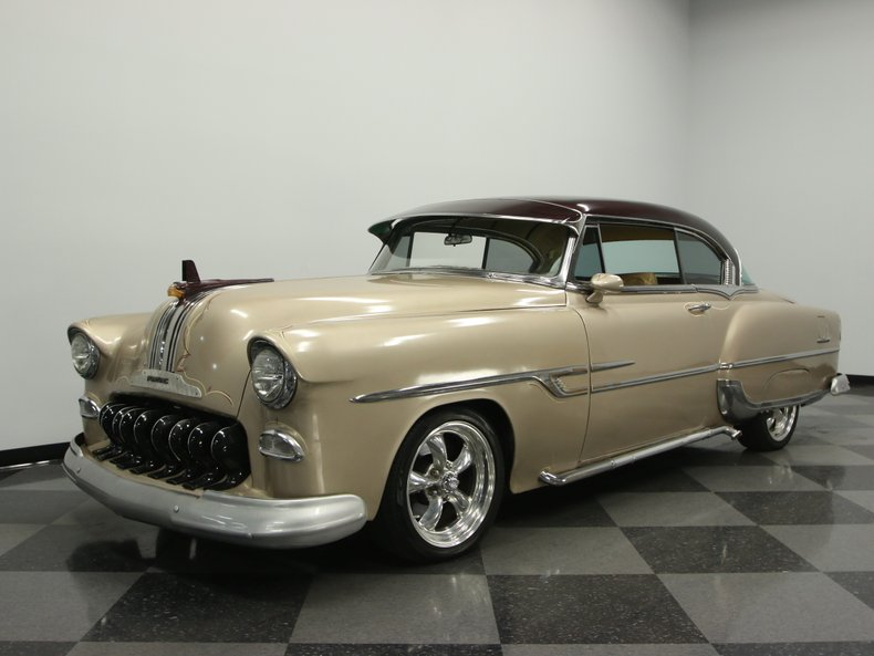 For Sale: 1953 Pontiac Chieftain