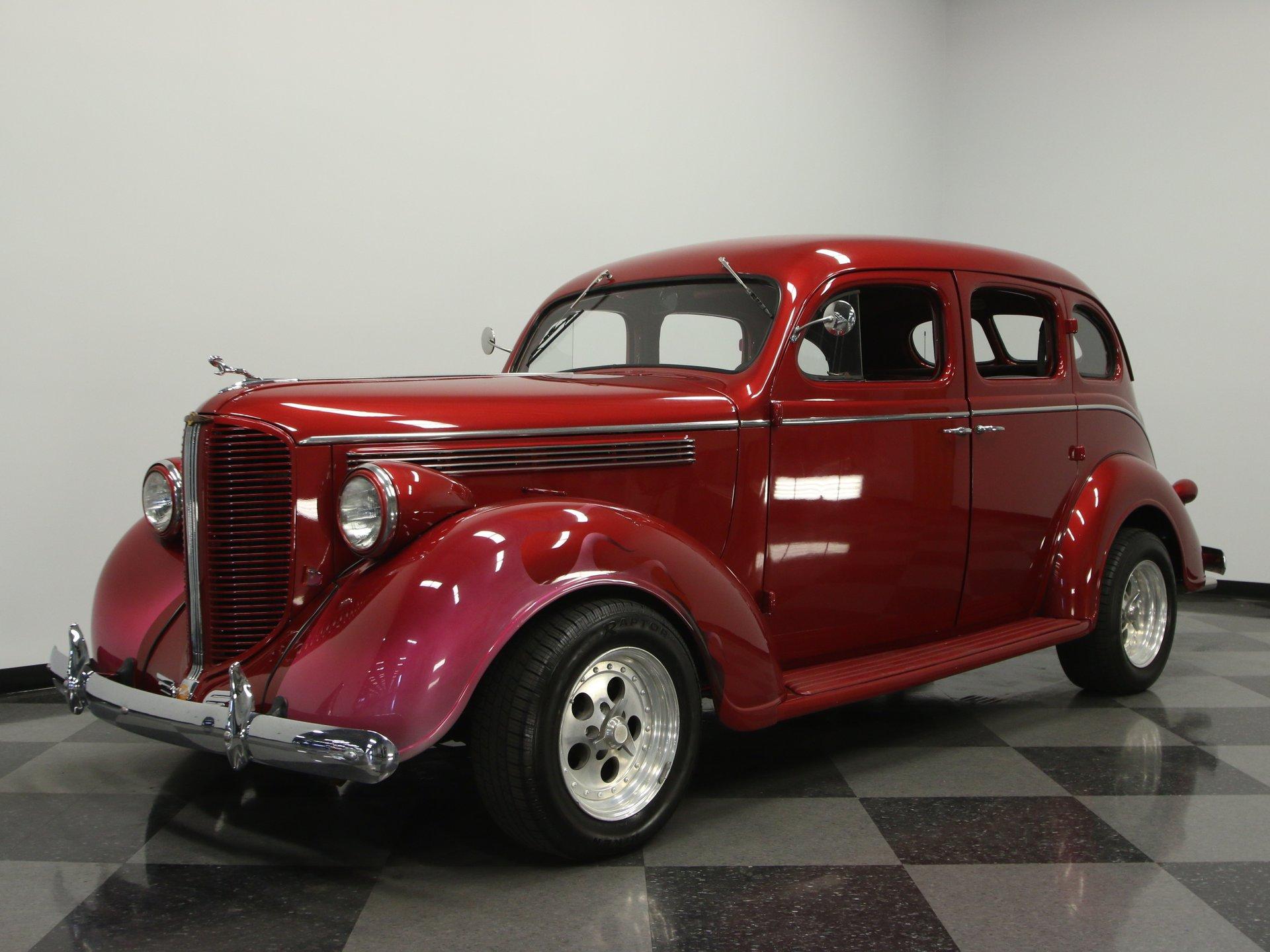1938 dodge series d8