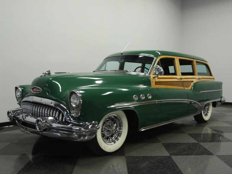 For Sale: 1953 Buick Super