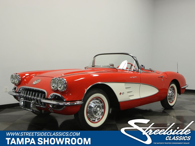For Sale: 1960 Chevrolet Corvette