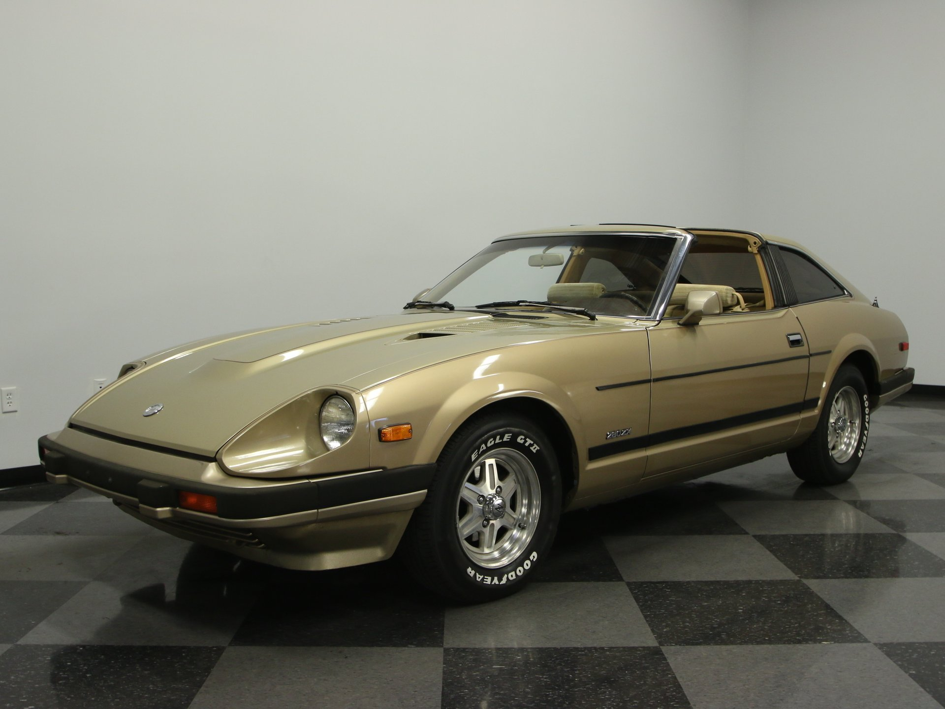 1983 datsun 280zx 2 2